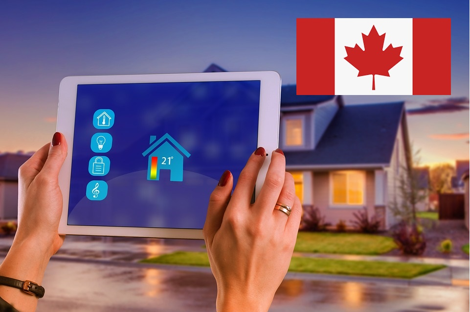 Smart Home Maker and Company in Canada