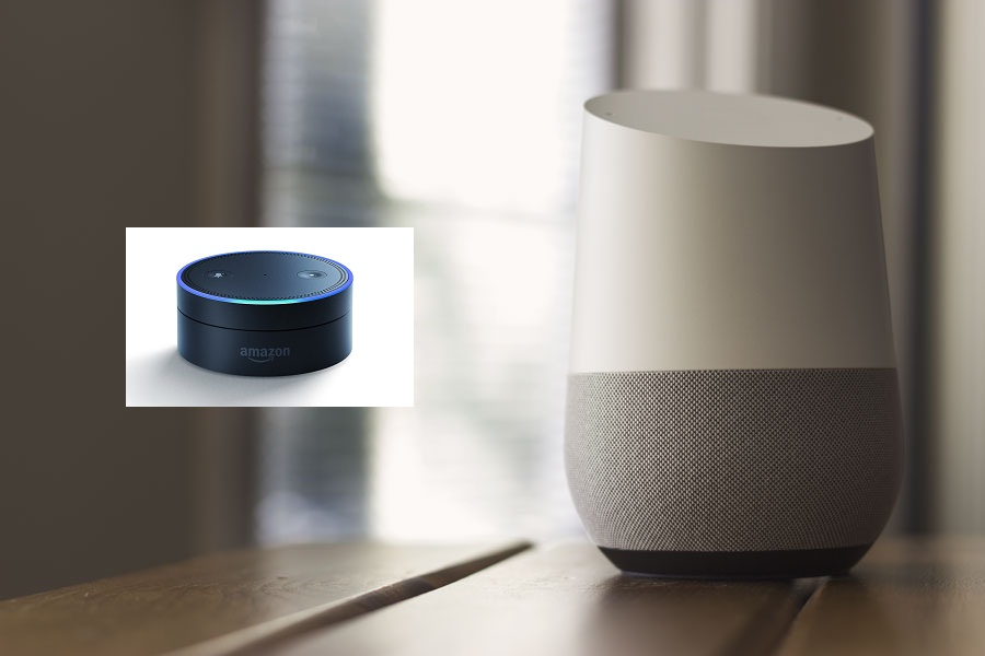 Google Home Can Do That Amazon Echo Alexa Can't