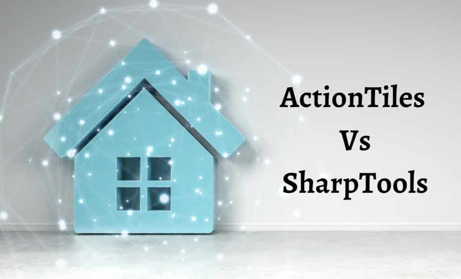 ActionTiles Vs SharpTools