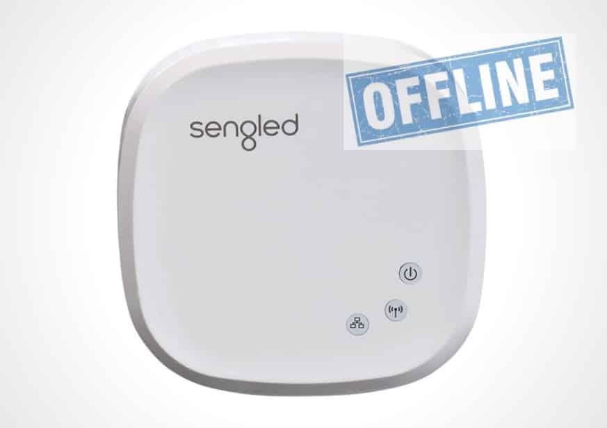 Sengled Hub Offline