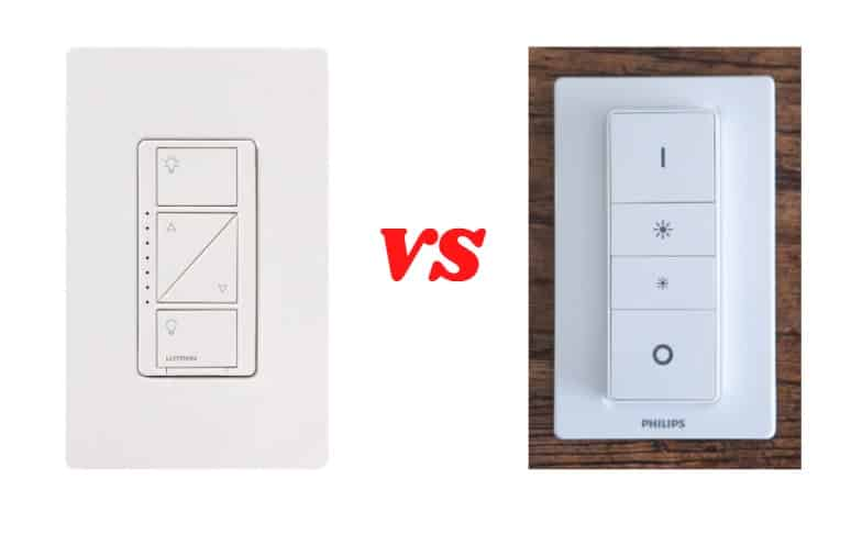 Lutron Caseta Vs Philips Hue