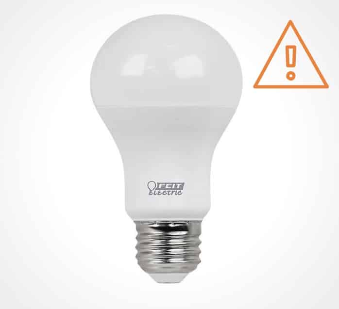 Feit Electric Bulb LED Problems
