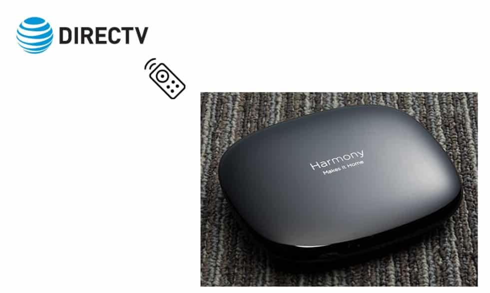 Harmony Hub DirecTV