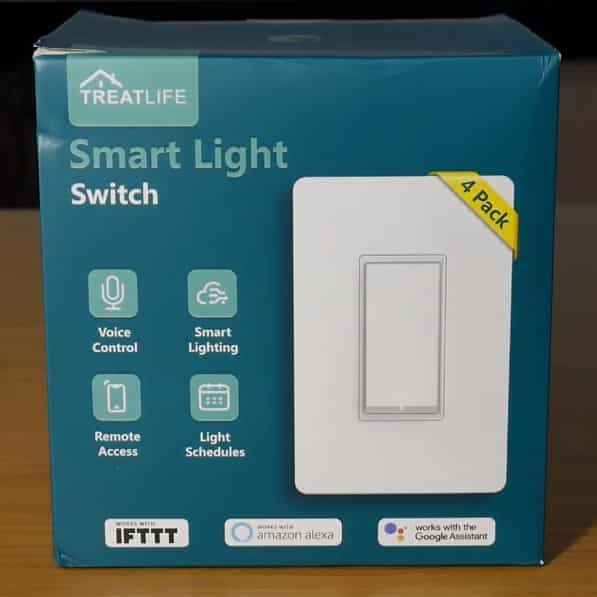 Hooking Up Treatlife With Smart Switch