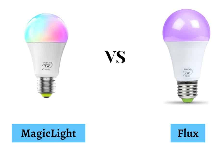 MagicLight Vs Flux