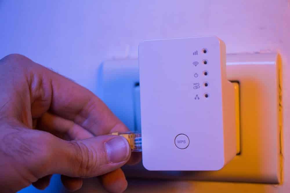 method 2 wifi range extender
