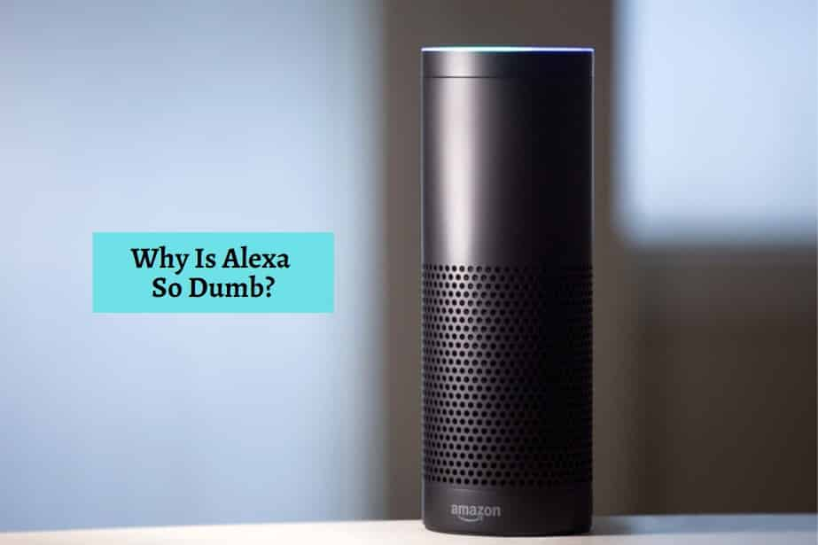 Why Is Alexa So Dumb