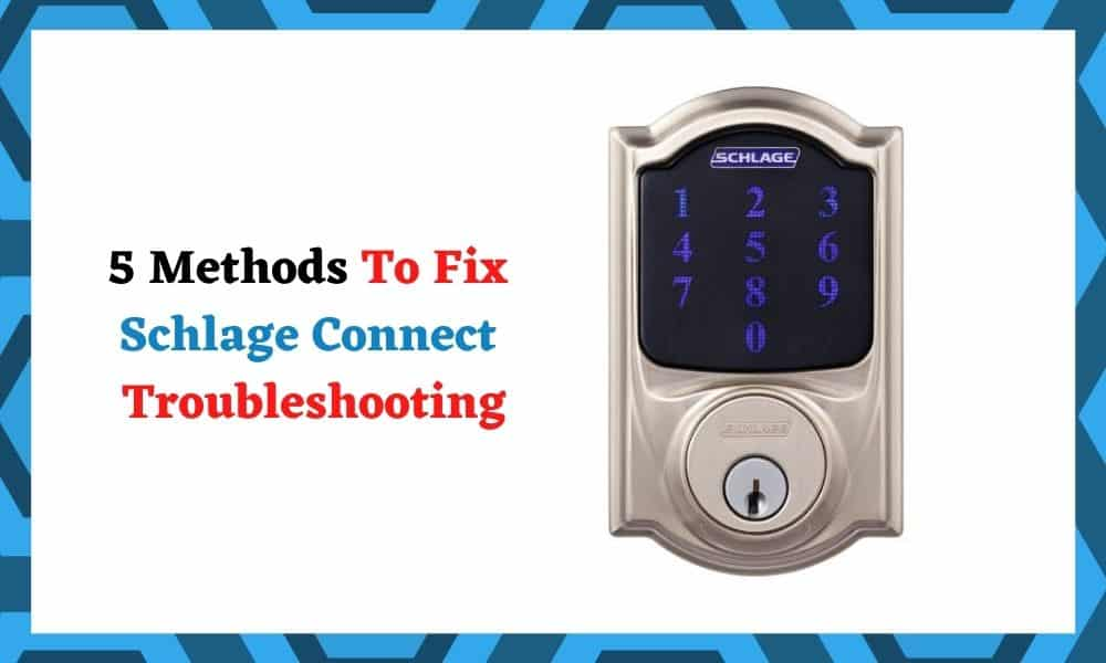 schlage_connect_troubleshooting