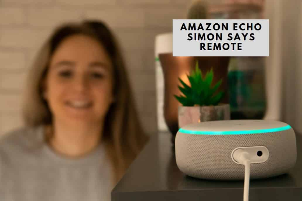 Amazon Echo Simon Says Remote