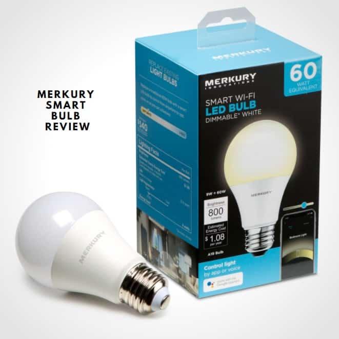 Merkury Smart Bulb Review