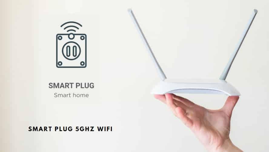 Smart Plug 5GHz WiFi