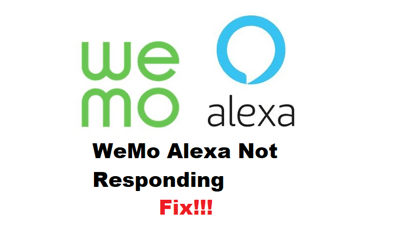 WeMo Plug Not Responding To Alexa
