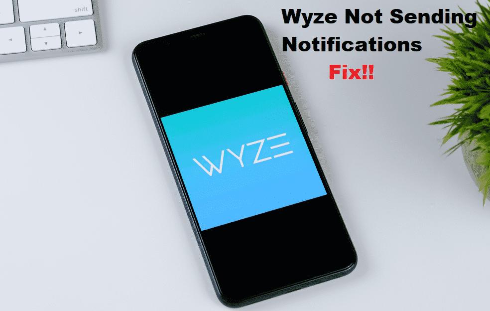 Wyze Not Sending Notifications