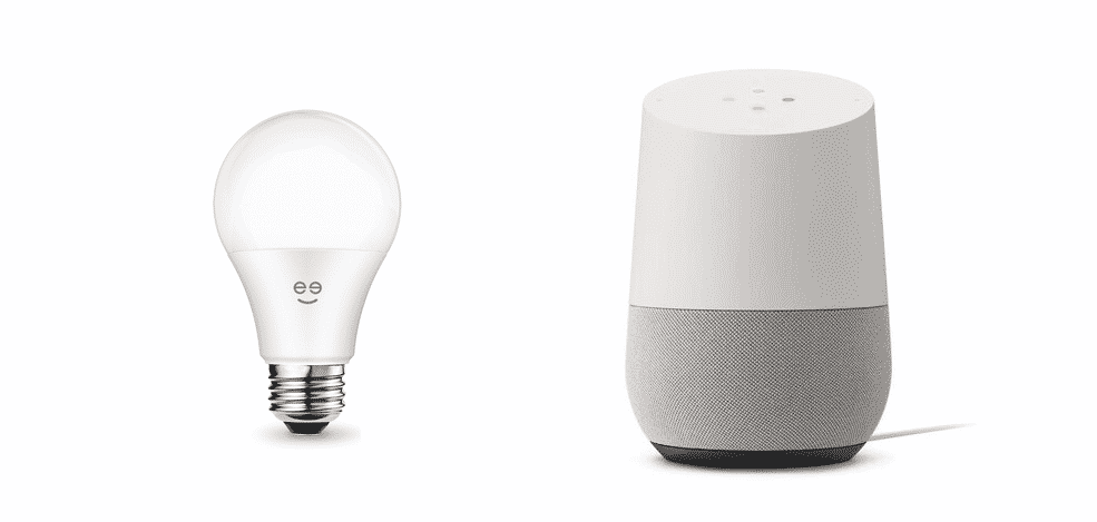 geeni light bulb not working with google home