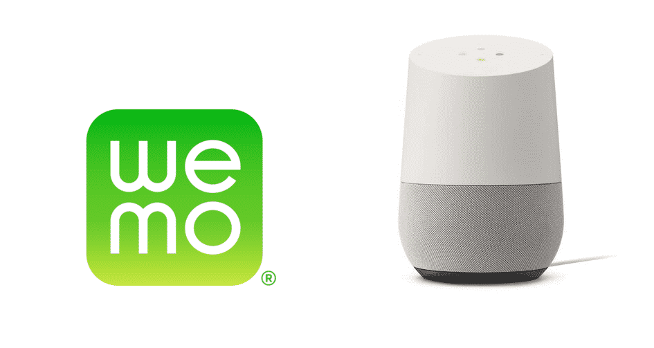 wemo not connecting to google home