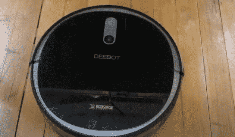 deebot not charging