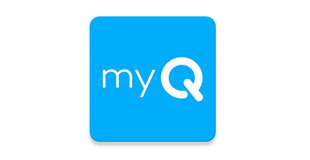 myq app not working