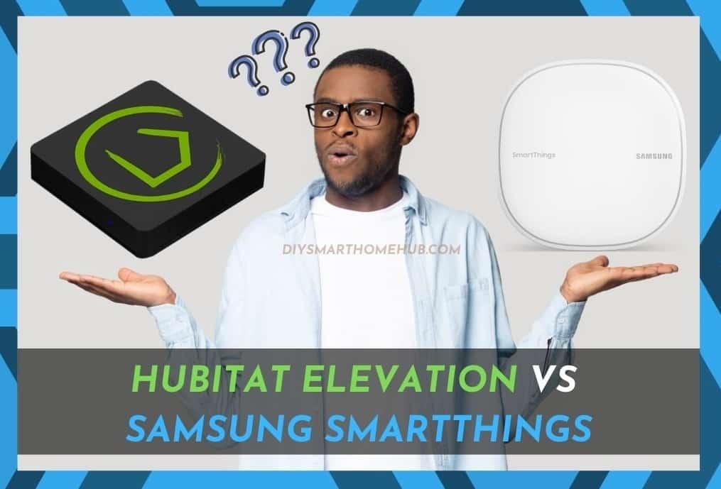 Hubitat Vs SmartThings