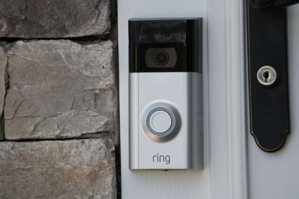 how to remove ring doorbell from bracket