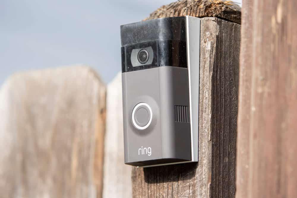 ring doorbell overexposed