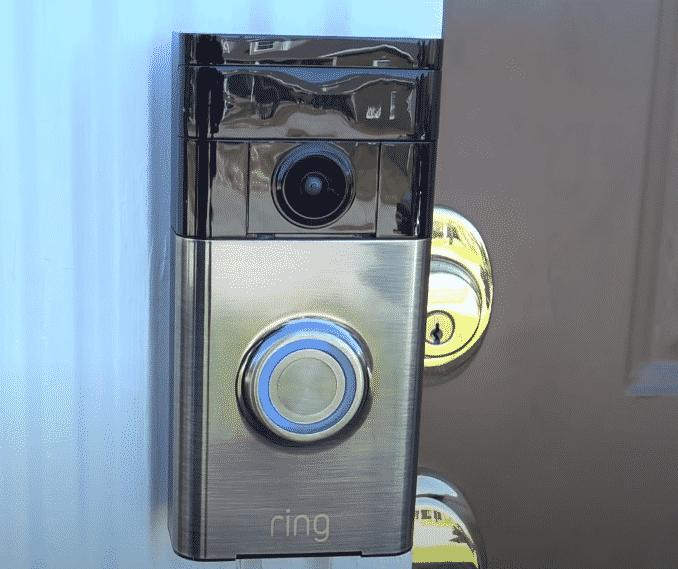ring doorbell overheating