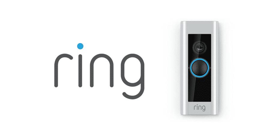 ring doorbell pro red lights
