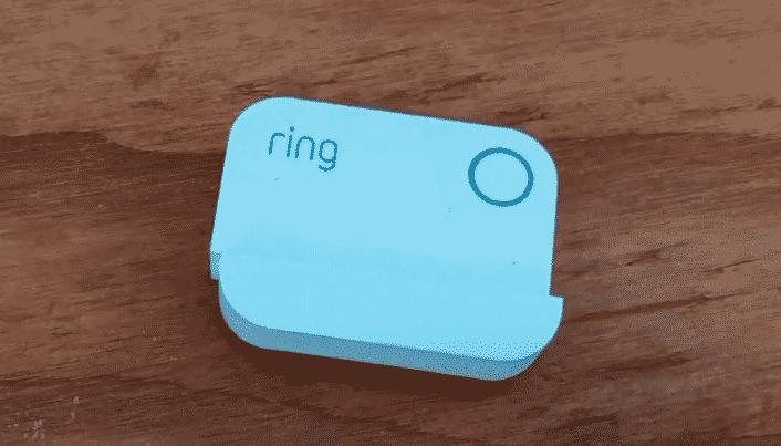 ring sensor tampered