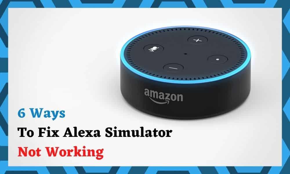 alexa_simulator_not_working